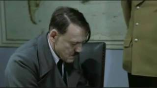 Hitler Finds Out Radiohead Aren T Releasing The King Of Limbs Pt 2
