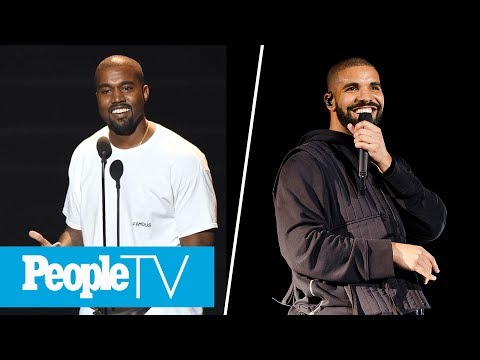 Kanye West Donates To Chicago Mayor Candidate, Drake Breaks The Beatles' Record | PeopleTV