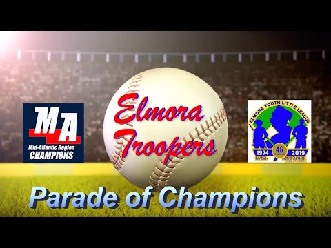 Elmora Troopers Parade of Champions