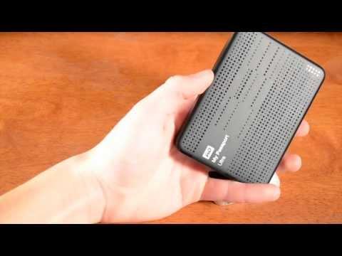 Best USB 3.0 External Hard Drive: WD My Passport Ultra Review