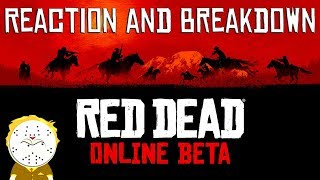 Red Dead Online Reaction And Breakdown