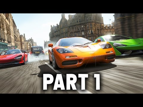 Forza Horizon 4 Gameplay Walkthrough Part 1 - SUMMER TO AUTUMN (Full Game)