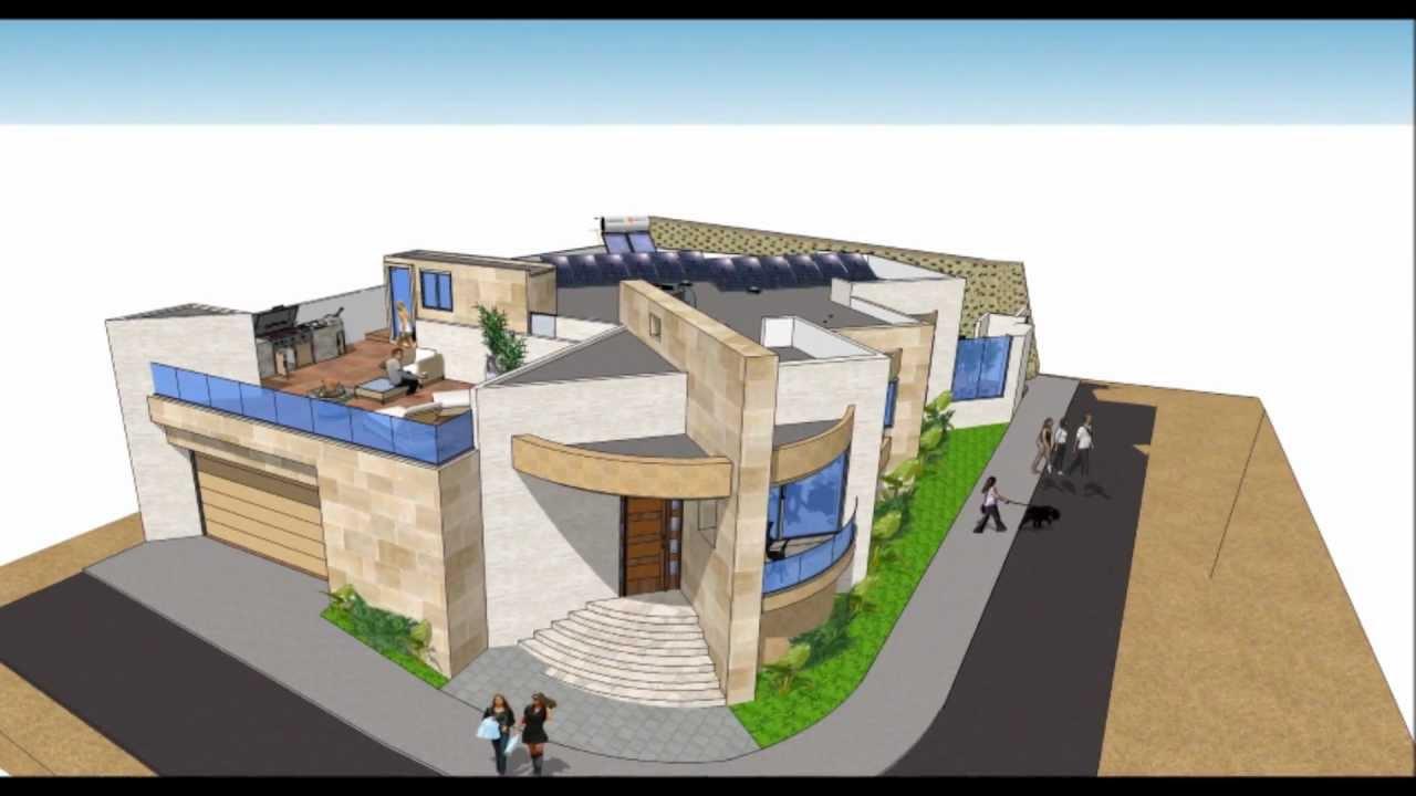 Planos De Casas Modelo San Mariano 152 Arquimex Planos