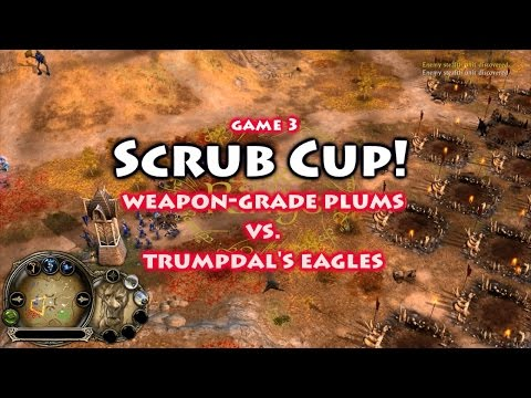 BFME2: Scrub Cup - Game 3 - The Warg of Wall Street ♥♥