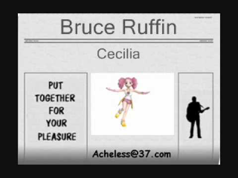 bruce ruffin - cecilia - youtube