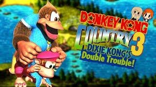Donkey Kong Country 3 (Con Babo) II EN VIVO