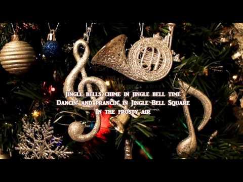 Jingle Bell Rock + KARAOKE / HD