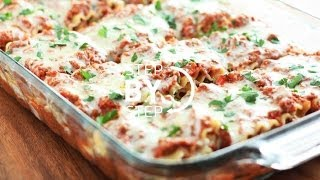Lasagna Recipe, Recipe for Lasagna, How to Make Homemade Lasagna, The Worlds BEST Lasagna!