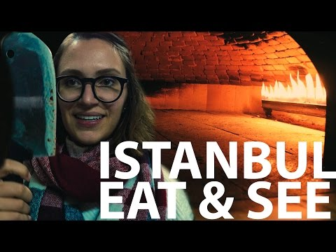 Kasia INVADES a TURKISH KITCHEN: Istanbul eat & see