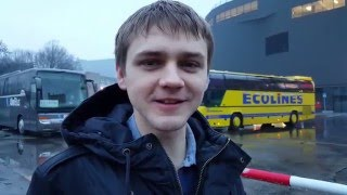 видео Билет на автобус Львов - Катовице