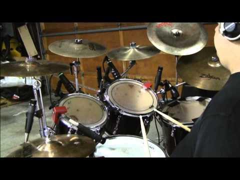 Bon Jovi Wanted Dead or Alive DRUMS COVER