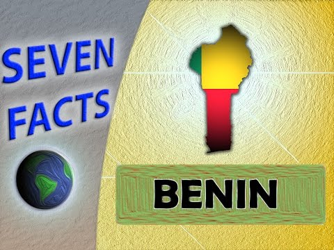 7 Facts about Benin
