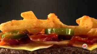 Comercial Burger King®   Whopper® Furioso   YouTube