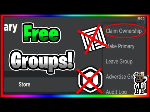 *NEW* HOW TO GET FREE GROUPS IN ROBLOX WITHOUT ANY PREMUIM OR R$!! *HURRY!* - 2020