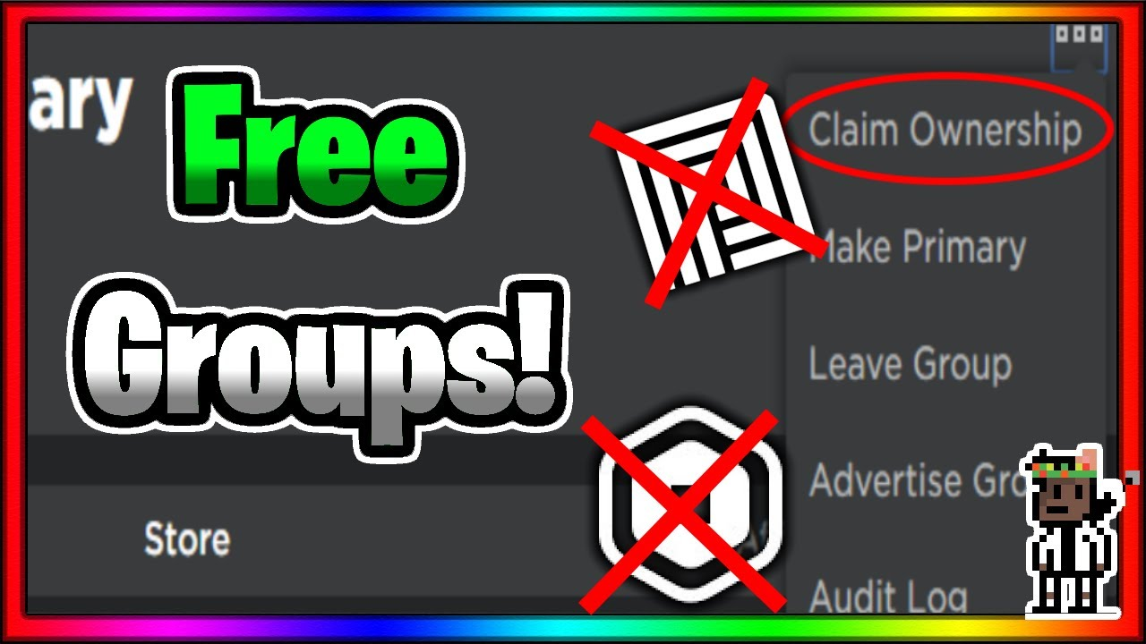 Roblox Unowned Group Finder By Robloxdll Makers