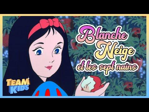 Blanche-neige et les sept nains - Dessins animés en français