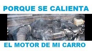 Video Si el Motor de Tu Carro  se Calienta Debes Ver Esto download MP3, 3GP, MP4, WEBM, AVI, FLV Oktober 2018