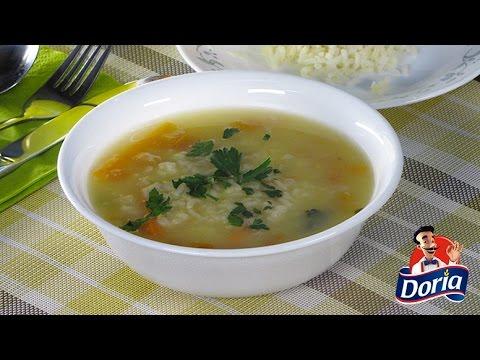 Sopa de Letras Doria al Tomate