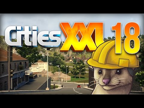 Let's Play Cities XXL - Part 18 - HOTELS ON THE BEACH ★ Cities XXL Gameplay