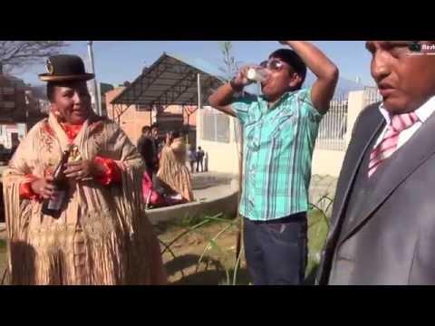 Devoción Apostol Santiago 2016  Victor M  y Carmen H  La Paz Bolivia Parte 2