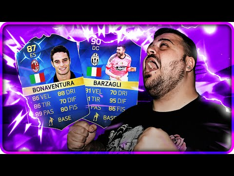 Special TOTS Pack : Pack Opening Ligue 1 & Serie A ! [FIFA 16]