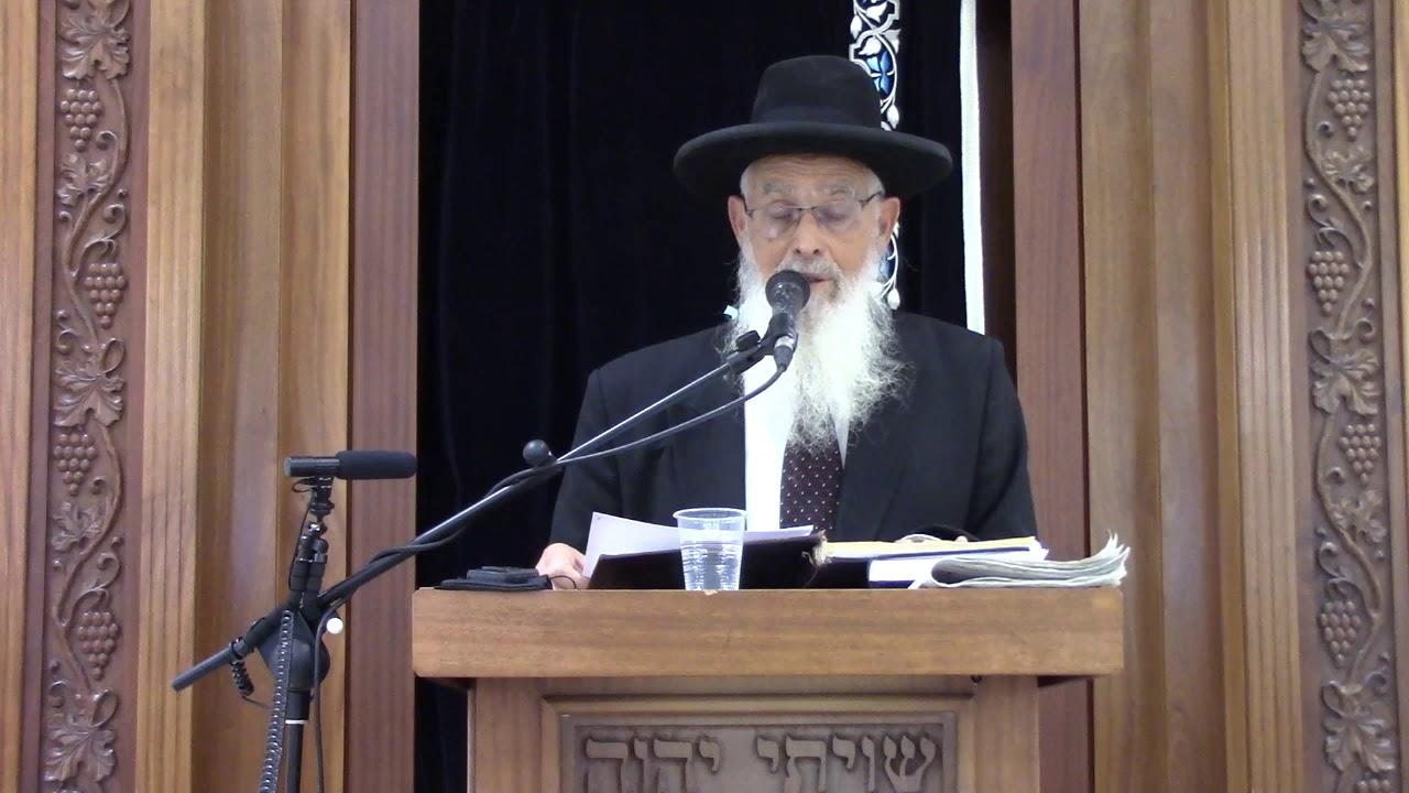 עבד כנעני - שיעור כללי במסכת קידושין - הרב יעקב אריאל