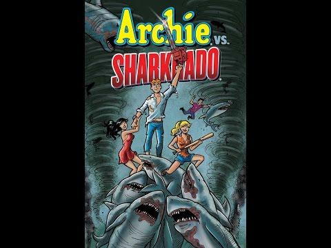 Anthony C. Ferrante Talks Archie Vs Sharknado