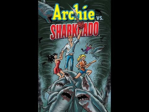 Anthony C. Ferrante Talks Archie Vs Sharknado