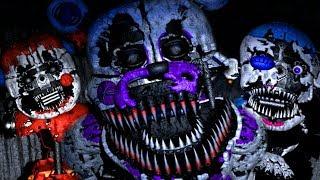 NEW NIGHTMARE FUNTIME ANIMATRONICS ATTACK!   Baby's Nightmare Circus Classic Mode (NEW GAME)
