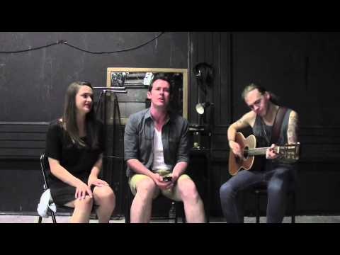 Hilary Cole and Mike McLeish sing Barton Hollow by The Civil Wars