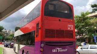 Lornie Highway (Phase 1) Part 2 - Bus Route/Service 157 feat. Volvo B9TL WEG2, SBS3122M
