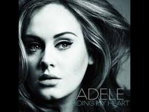 Adele, Hiding My Heart Lyrics ~   Brittney Morgan