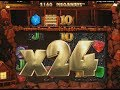 Bonanza Slot (BTG) - 17 Free Spins!