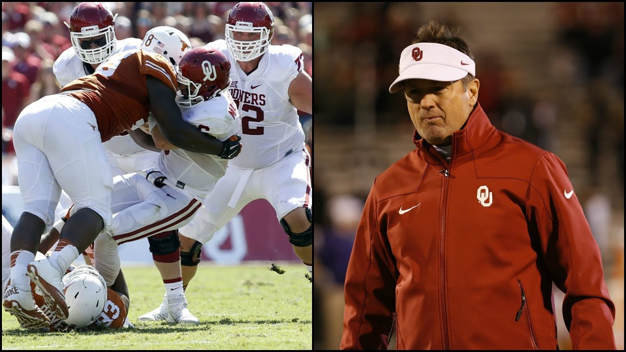 Bob Stoops' one huge failure at Oklahoma
