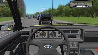 City Car Driving - Lada 2107 Limousine | Fast Driving