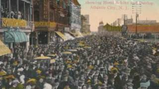 Atlantic City Boardwalk in 1910
