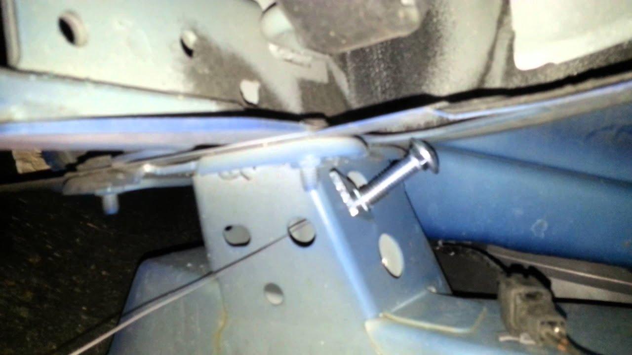 2012 Mazda 3 Hatchback Trailer Hitch Install