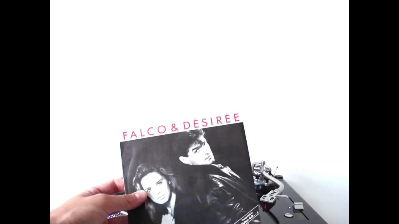 Falco - Kann Es Liebe Sein ► Vinyl Snippet
