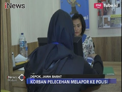 [Viral] Video Pelecehan Seksual Terhadap Wanita Dijalan Terekam CCTV - iNews Malam 12/01