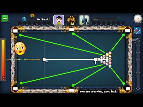 THE CRAZIEST 8 BALL POOL BREAK YOU WILL EVER SEE (you'll be shocked)