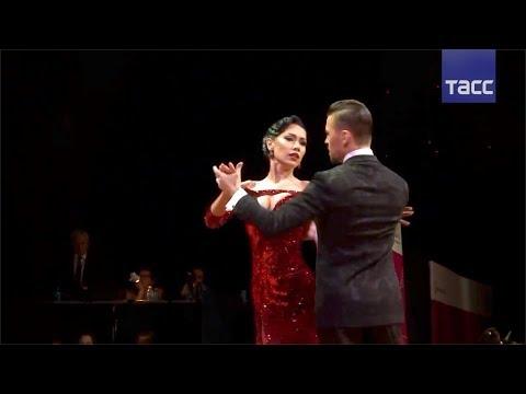 Пара из России вошла в пятерку лучших на чемпионате мира по танго