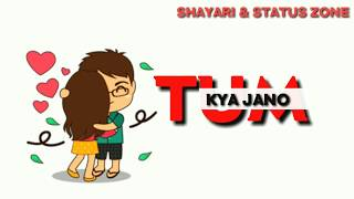 Yaar Badal Na Jana Mausam Ki Tarah Whatsapp Status Video || Zindagi Ban Gaye Ho Tum Song Status Vid.