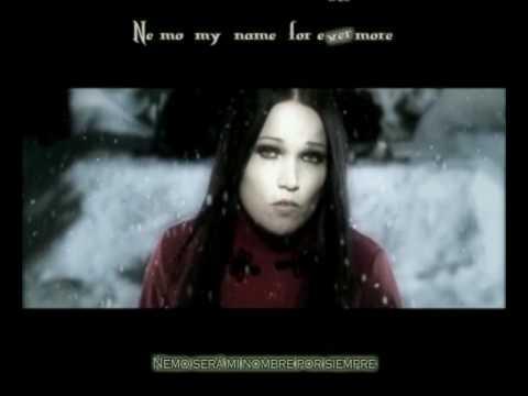 Nightwish Nemo (INF) Subtitulado(Karaoke) Ingles Español