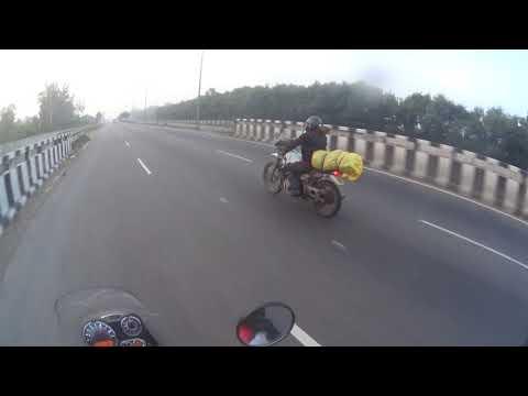 Royal Enfield Himalayan Highway Cruisng