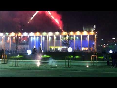 New Year 2012 TIRANA ALBANIA
