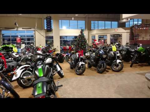 A look inside Commonwealth PowerSports