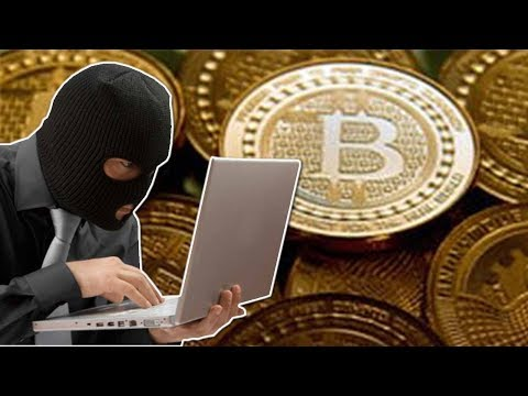 Hackers Steal Hundreds Of Millions Of Bitcoins - Cryptocurrency Crash 2018