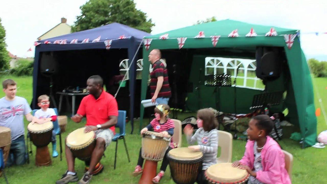 Wellsprings Chaple's Jubilee fun day