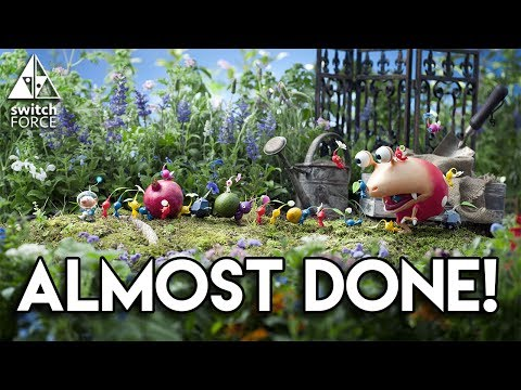 Pikmin 4 Switch UPDATE! Game Almost Done, Coming 2018?