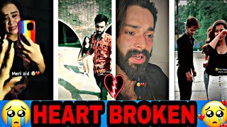 "Sad tiktok video/💔💔/Heart Touching ""Breakup"" 💔😭 Most Emotional Musically Videos//breakup part 140"